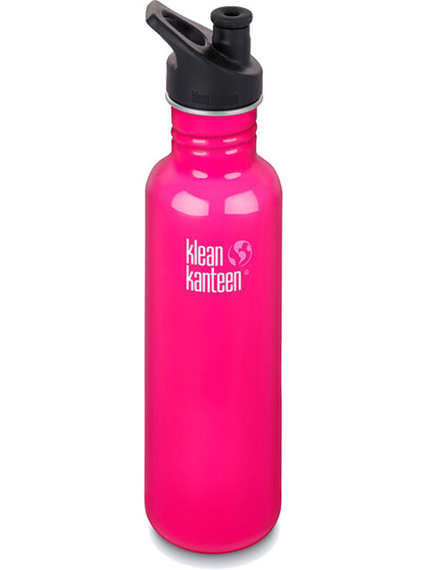 Klean Kanteen Classic Bottle Sport Cap 3.0/27oz (798ml) dragon fruit